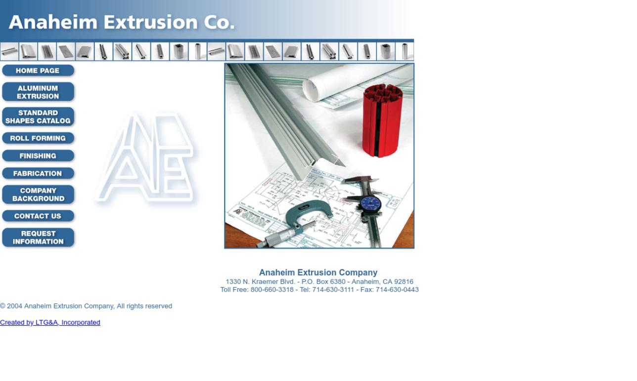Anaheim Extrusion Company