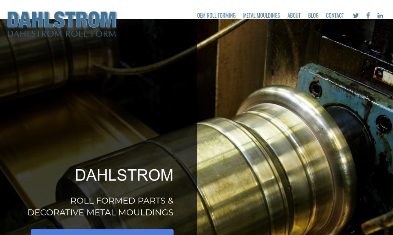 Dahlstrom® Roll Form