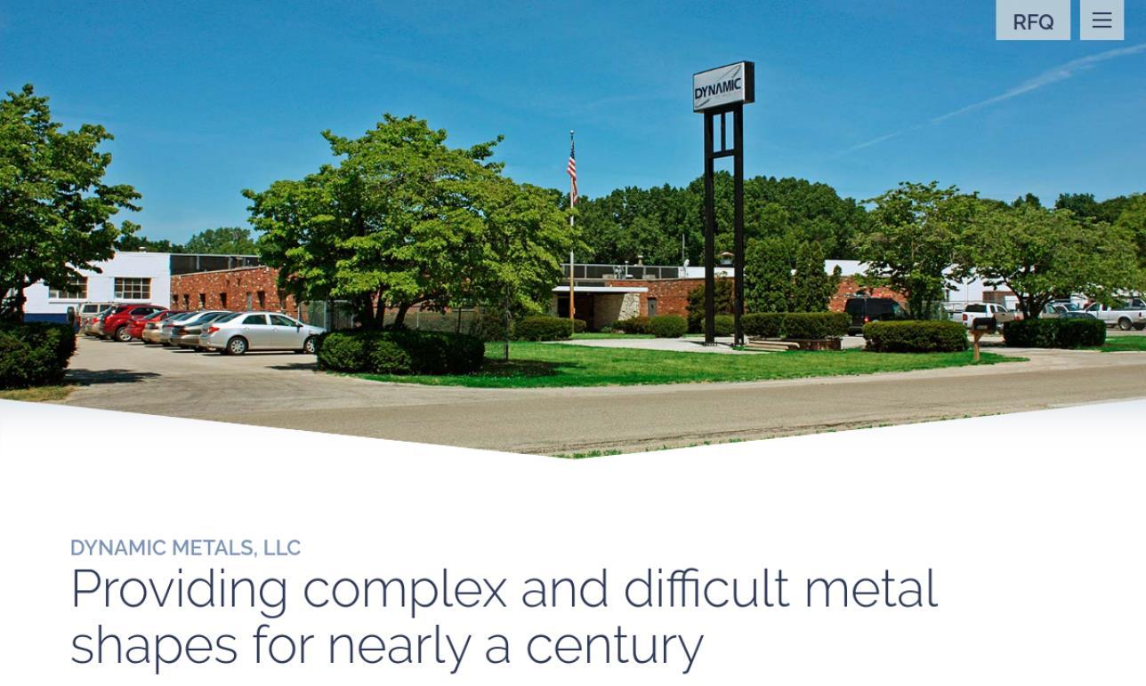 Dynamic Metals LLC