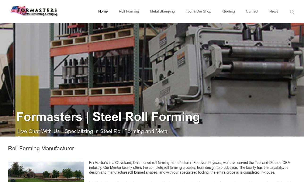 ForMasters Corporation