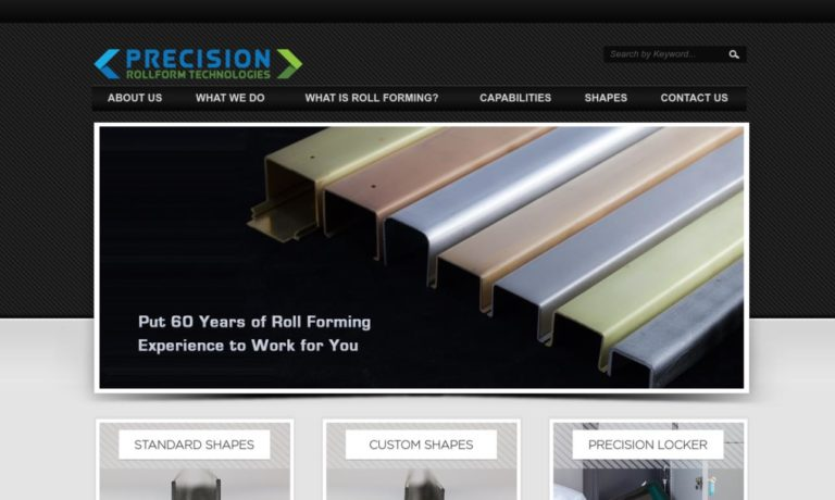 Precision Rollform Technologies