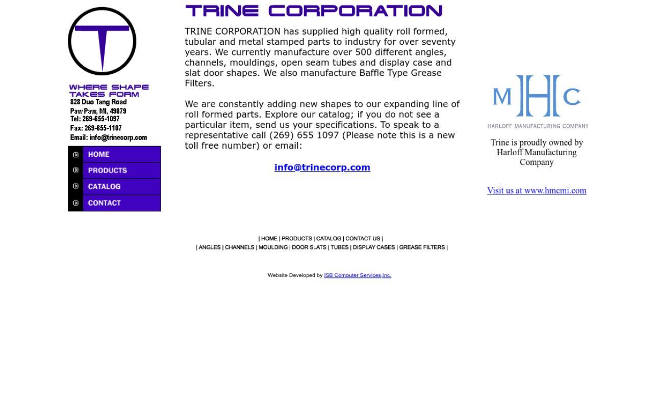 Trine Corporation