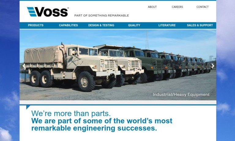 Voss Industries, Inc.