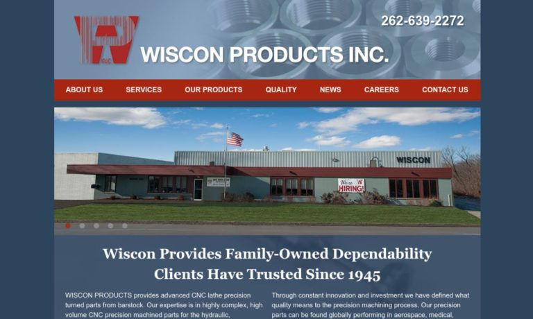 Wiscon Products, Inc.