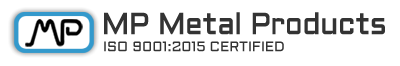 M.P. Metal Products, Inc. Logo