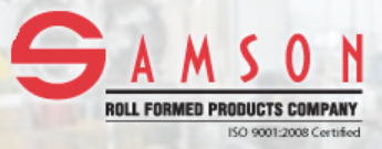 Samson Roll Formed Products Company Logo