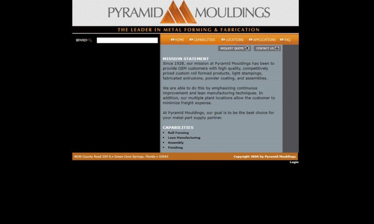 Pyramid Mouldings