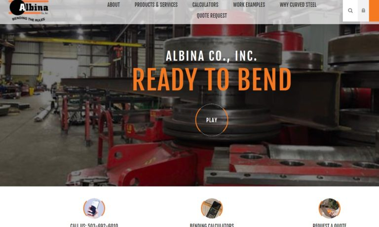 Albina Co., Inc.